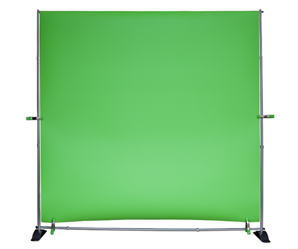 portable green screen 80 inches wide